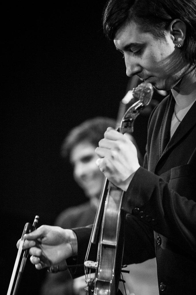 Adam Baldych, Rob Jost