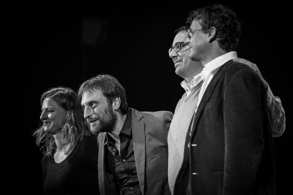 Herwig Gradischnig, Julia Siedl, Klemens Marktl, Milan Nikolic